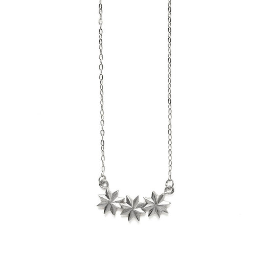 Trio Star Necklace