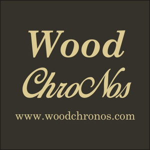 Engraved Wooden Watches - WoodChroNos