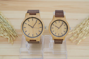 Couples Wooden Watches | Gifts for Couples