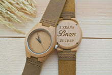 Bamboo Wood Watch for Women | Gift for Wife