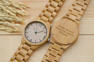 All Bamboo [No.] Wood Watches | Perfect Gifts for Him