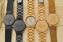 All Bamboo [No.] Wood Watch | Perfect Gifts for Him