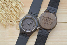 Womens Wooden Watches Engraved | Gifts for Girlfriend
