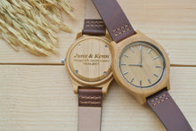 Womens Wood Watches Engraved | Anniversary Gifts for Her