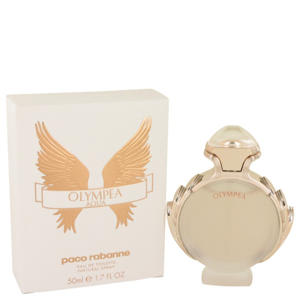 Olympea Aqua By Paco Rabanne Eau De Toilette Spray 1.7 Oz