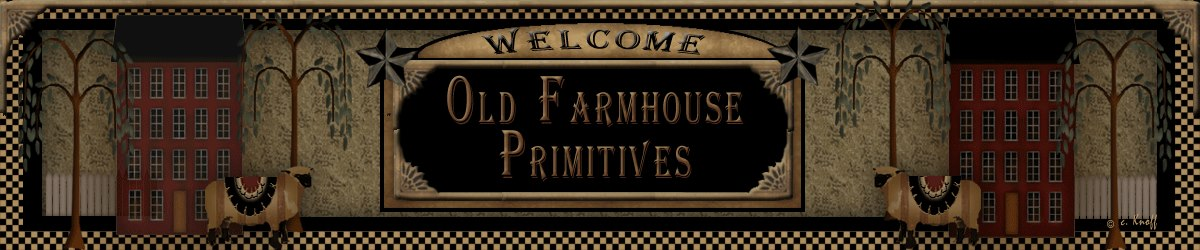 Old Farmhouse Primitives