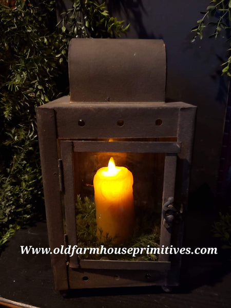 #PQGL Antique Replica Square Lantern