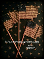#PAF2 Primitive Americana Flag (Made In USA)