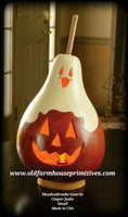 #CJ4 Meadowbrooke Gourds Casper Jacks Lit (Made In USA)