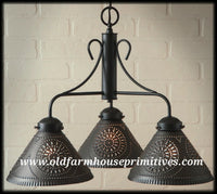 #938 Barrington Chandelier (Made In USA)