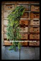 #NEB2 New England Boxwood Hanging Bush