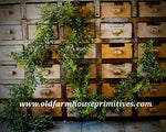 #NEB5 New England Boxwood Garland