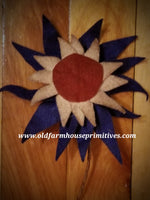 #PAF4 Primitive Americana Flowers (Made IN USA)