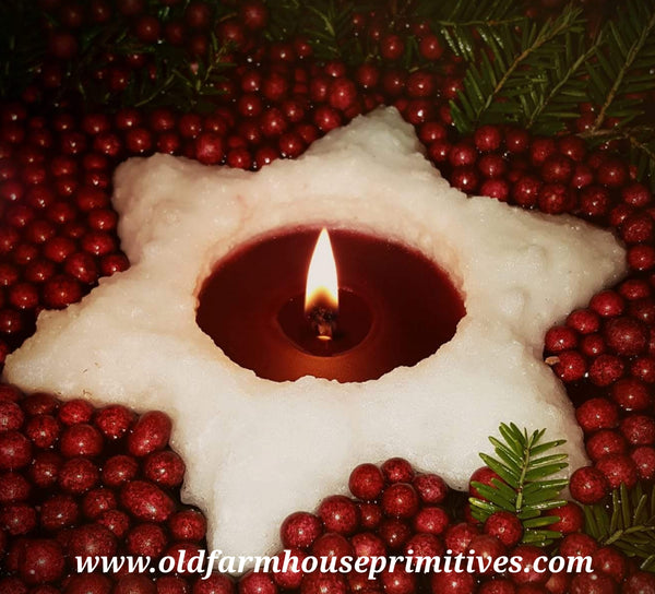 #TCS6 Yuletide Floating Star Candle Kit (Made In USA)