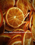 #LV81 Primitive Dried Orange Slices #1 Seller!