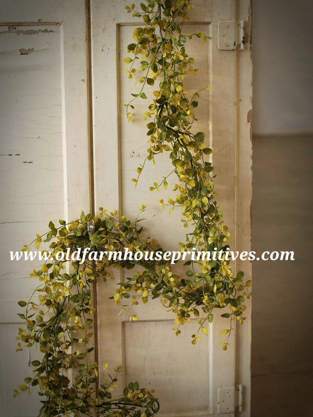 #LHH13 Bog Pimpernel  Green Garland (NOW IN STOCK!)