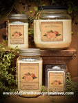 #HS42 Orange Marmalade 100% Soy Candles (Made In USA) ★