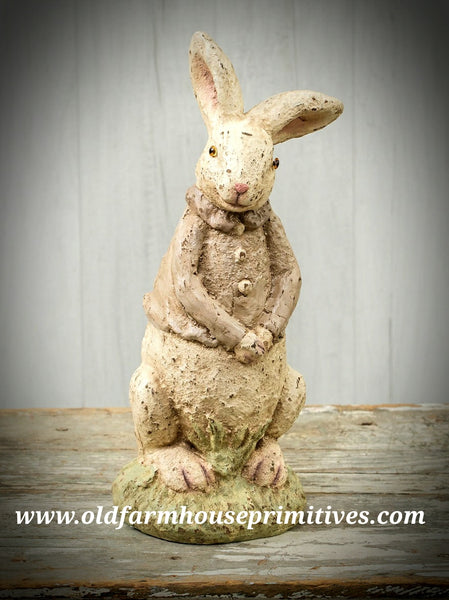 #RHS1 Primitive Girl Bunny