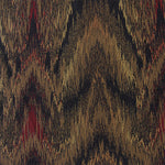 3001 Valley Flame Ebony Premium Fabric (F)