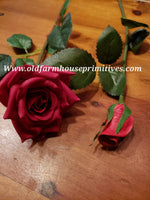 #RTRBS Real Touch Roses