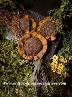 #TBHSF33 Primitive Sunflowers on Birch Sticks 🌻 (Made In USA) Back In Stock!