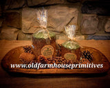 #TCS9 Primitive Cabin In The Woods Candle (Made In USA)