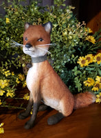 "#CY70 Craig Yenke Pippy The Fox ""Sitting"" (Made In USA)"