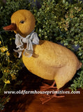 "#CY37 Craig Yenke  Standing Yellow ""Duckling"" (Made In USA)"