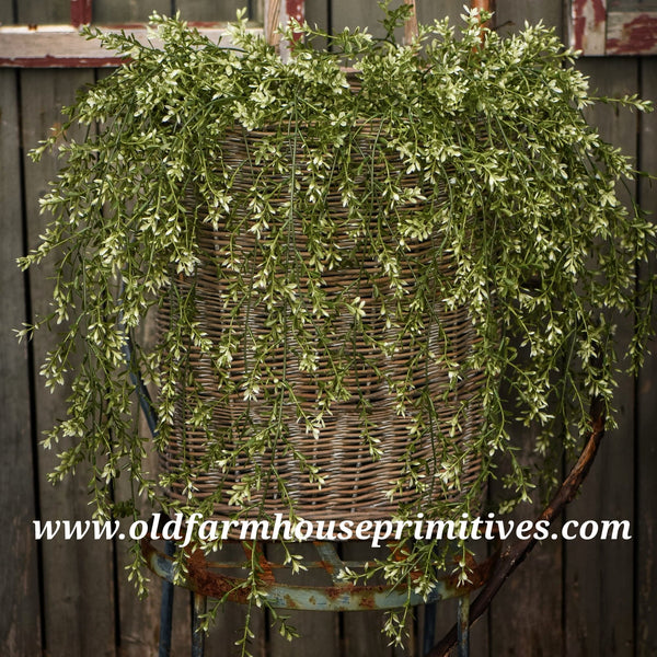 "#RHN2 Farmhouse 45"" Boxwood Hanging Bush"