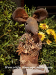 "#LTS8 ""Melinda"" Mouse Holding Basket (Made In USA)"