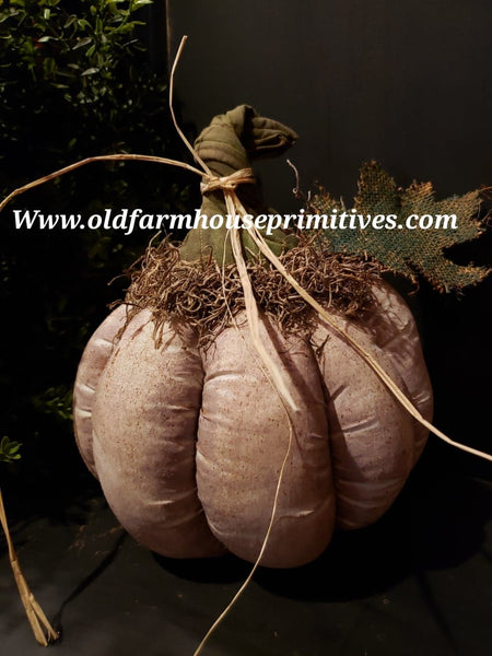 #PGWP Primitive Grubby White Pumpkin 🎃 (Made In USA)