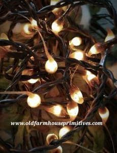 #ASLG2 Primitive Dipped Electric Grubby Cinnamon Lights