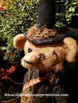#TTFB44 Primitive Medium Tattered & Torn Witch Bear (Made In USA)