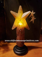 #VJS9 Primitive Star 🌟 Remote Candle (Made In USA)