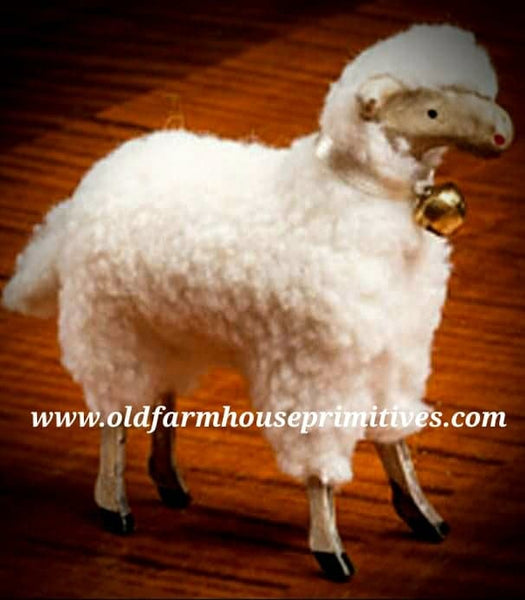 "#RH89 4"" German Sheep"