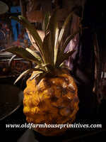 #PCP Primitive Hand Painted Colonial Pineapple (Made In USA) *Back In Stock