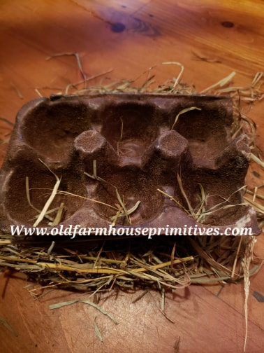 #PSEC Primitive Spiced Egg Carton