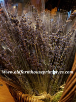#FDLB Fresh Dried Lavender Bunch