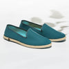 Classic Slip-On Bottle Homme ANGARDE coton summer sunrise vert bouteille vue de biais