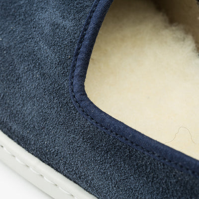 Slip-on sneaker marine demi-saison Sunburn Navy confortable