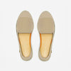 Classic Slip-On Beige Femme ANGARDE cotton summer sunrise beige vue de dessus