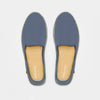 Classic Slip-On Grey Homme ANGARDE coton summer sunrise gris vue dessus