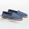 Classic Slip-On Grey Homme ANGARDE coton summer sunrise gris vue biais