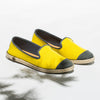 Classic Slip-On Lemon Femme ANGARDE coton summer sunrise jaune citron vue biais