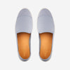 Street Slip-On Quartz Homme ANGARDE coton summer afterwork gris vue dessus