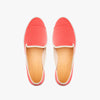 Street Slip-On Rose femme ANGARDE coton summer afterwork pink vue dessus