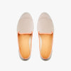 Street Slip-On Sable femme ANGARDE coton summer afterwork beige vue dessus