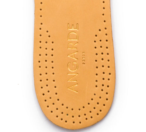 "Removable ""city"" insole"