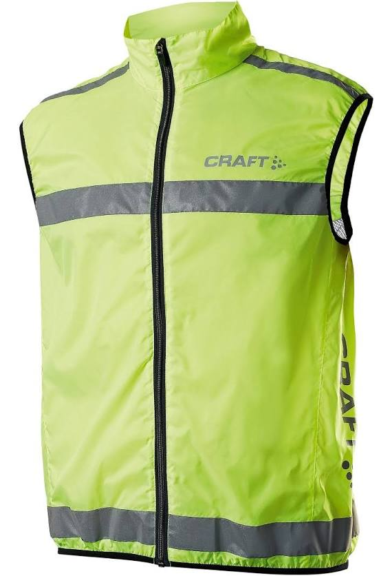 Craft Active Run Safety Vest - School Brands