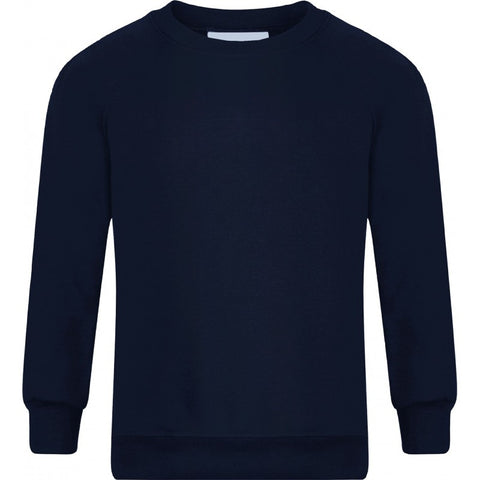 Round/Crew neck Sweatshirt - Holy Saviour - School Brands